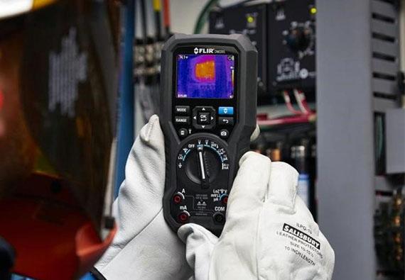 Inspection-sans-contact-de-systèmes-électriques-à-haute-tension