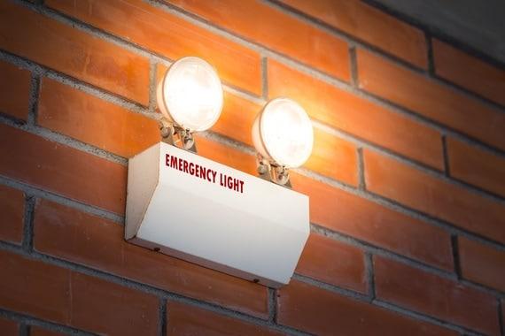 composition-d'équipements-d'éclairage-de-sécurité