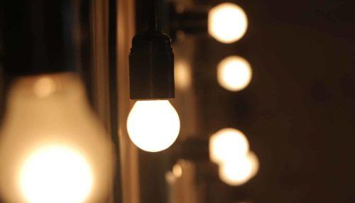 mise-en-place-d'éclairage-à-diode-électroluminescente